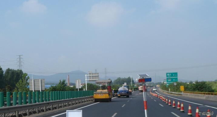 宁连高速公路路面维修工程圆满完工